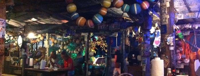 BO's Fish Wagon is one of The Keys Restaurants.