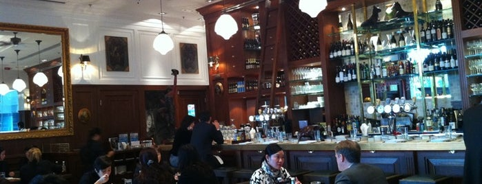 Frites is one of Tim's Favorite Restaurants & Bars around The Globe.