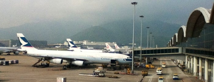 ท่าอากาศยานนานาชาติฮ่องกง (HKG) is one of AIRPORT.