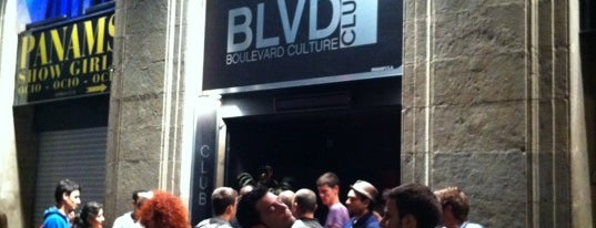 BLVD - Boulevard Culture Club is one of BCN CLUBS.