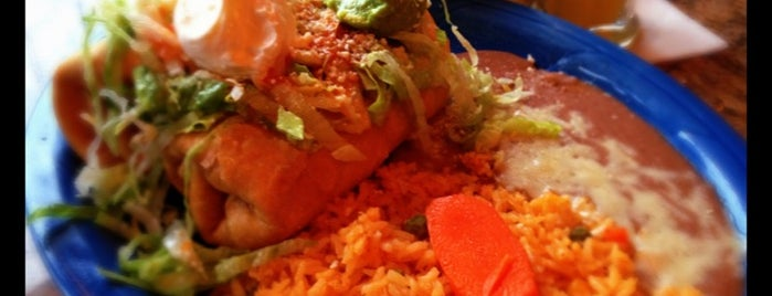El Agavero Mexican Restaurant & Bar is one of Beyond the Peninsula.