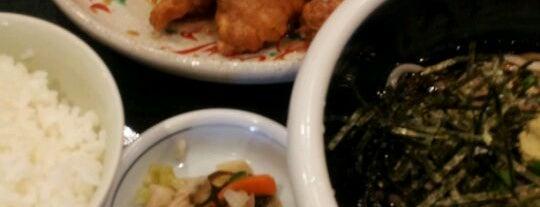 蕎麦屋敷 ほうの花 is one of 松山市の蕎麦屋.