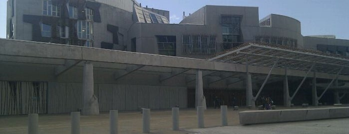 Scottish Parliament is one of Must visit Edinburgh Attractions.