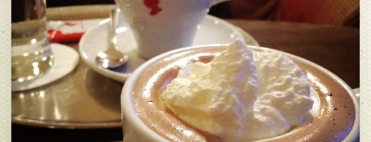 Julius Meinl Coffee House is one of Chicago Brunches.