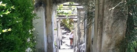 Giardino della Minerva is one of Amalfi Coast/Salerno.