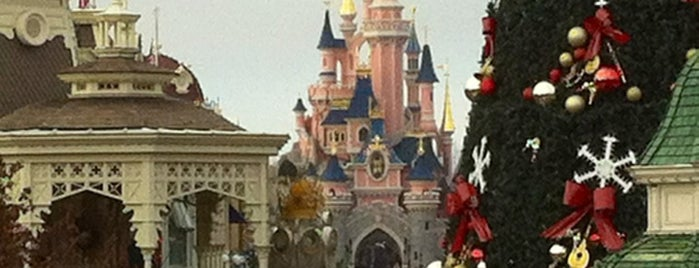 Disneyland® Paris is one of  Paris Sightseeing .