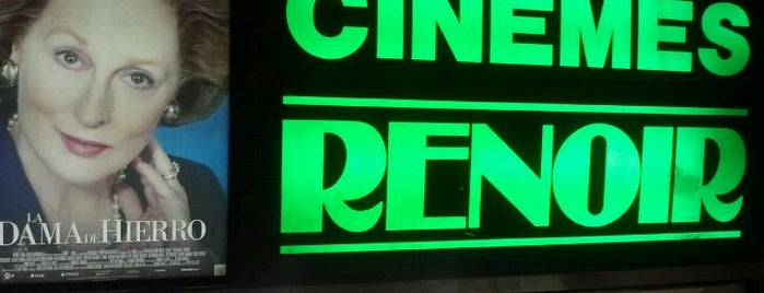 Cine Renoir Les Corts is one of Barcelona.