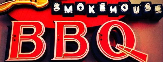 Lucille's Smokehouse Bar-B-Que is one of Los Angeles with JetSetCD.