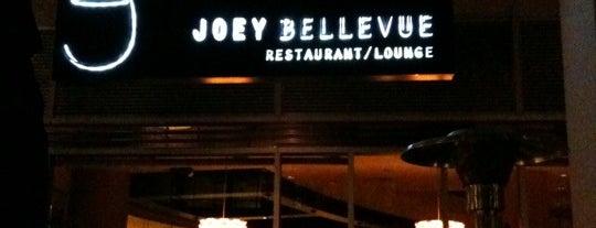 JOEY Bellevue is one of Seattle.