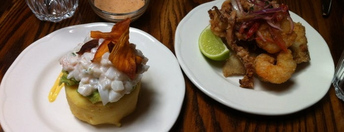 Ceviche Soho is one of New London Openings 2012.