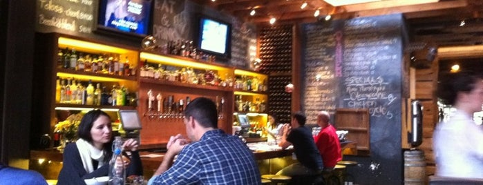 City Tavern Culver City is one of Locais curtidos por Ante.