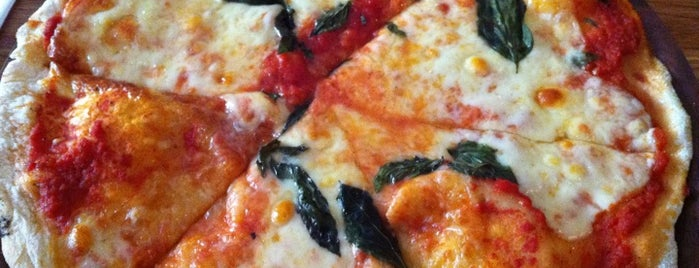 Pizza Meine Liebe is one of Timeout Recommended Eats.
