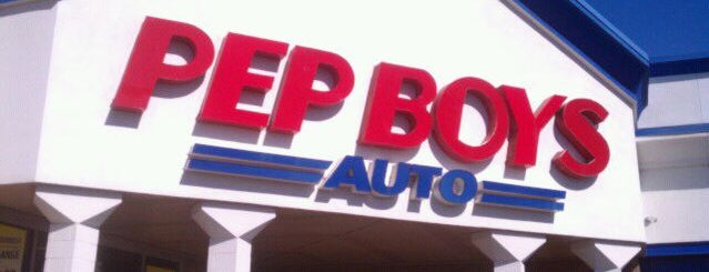 Pep Boys Auto Parts & Service is one of USA NJ Northern.