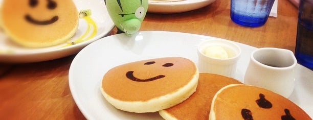 PANCAKE DAYs is one of 電源 コンセント スポット.