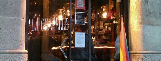 La Chapelle is one of Barcelona Essentials.