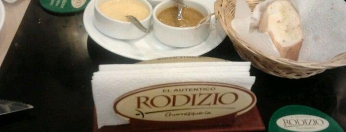 Rodizio is one of Emilio : понравившиеся места.