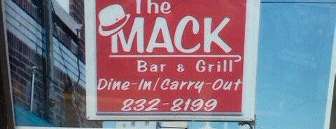 The Mack is one of General Foodie.