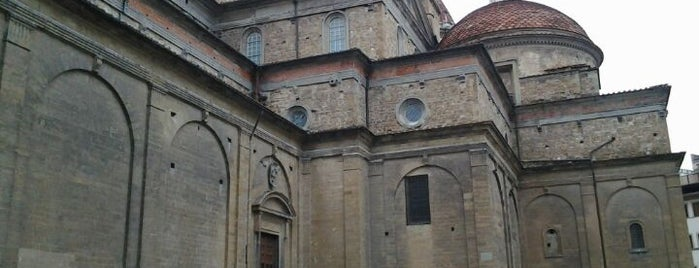 Basilica di San Lorenzo is one of Firenze (Florence).