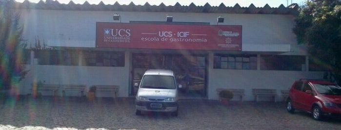 Escola de Gastronomia - ICIF Flores da Cunha - Universidade de Caxias do Sul is one of Serra Gaúcha.