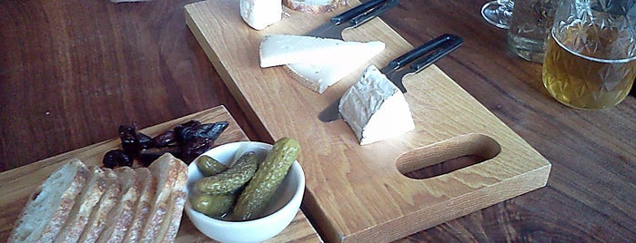 Mission Cheese is one of USA - California - Bay Area.
