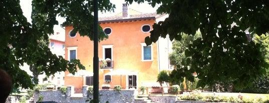Antica Locanda Sul Mincio is one of Planeta's wines in the world.
