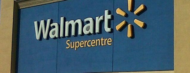 Walmart Supercentre is one of Lieux qui ont plu à Jen.
