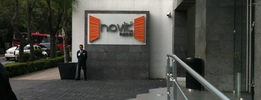 Hotel Novit is one of CDMX deporte.