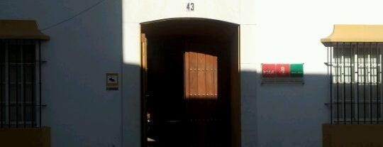Casa del Pueblo PSOE is one of PSOE de Málaga'nın Beğendiği Mekanlar.