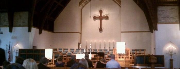 First Community Church is one of Locais curtidos por Doug.