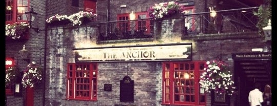 The Anchor is one of UK Film Locations.