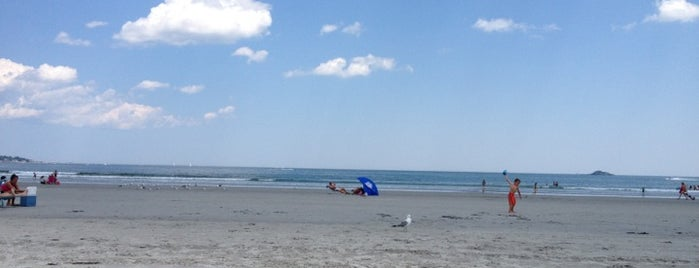 Nahant Beach is one of Beaches in Boston.