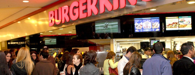 Burger King is one of Locais salvos de Roberto J.C..