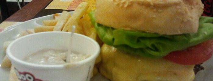 Boooog Burger is one of Restaurantes, Bares e Coffee Shops favoritos.
