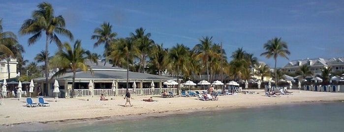 South Beach is one of Key West.