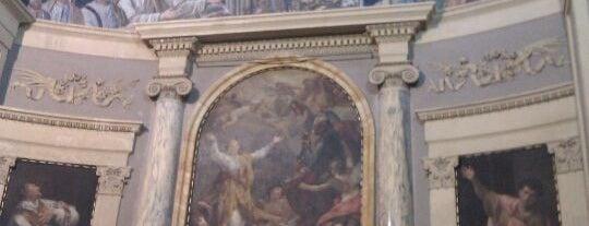 Basilica di Santa Pudenziana is one of Luoghi misteriosi di Roma.
