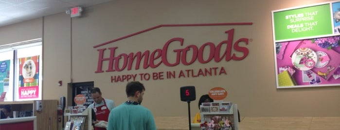 HomeGoods is one of Posti che sono piaciuti a Andy.