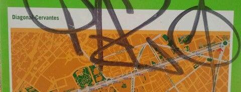 Circuit Esportiu Diagonal-Cervantes is one of CIRCUITS ESPORTIUS DE BARCELONA.