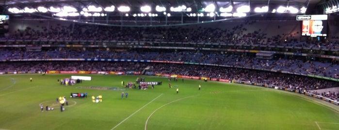 Etihad Stadium is one of Best Stadiums.
