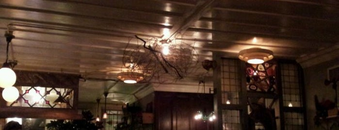 Vinegar Hill House is one of Quick, I need a date spot..