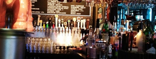 The Foundry is one of Draft Magazine Best Beer Bars.