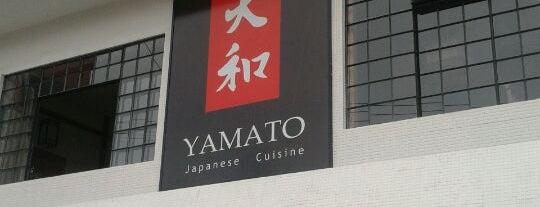 Yamato is one of Descobrindo Curitiba.