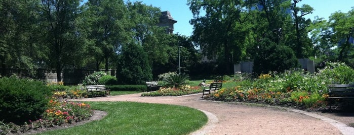 Grant Park is one of #visitUS Chicago Tourist Must Check-into.