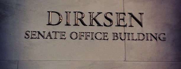 Dirksen Senate Building is one of DC Bucket List.