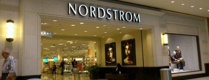 Nordstrom is one of Shopping.