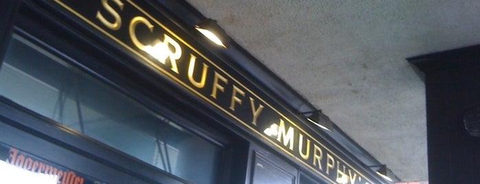Scruffy Murphy's is one of UK Birmingham.