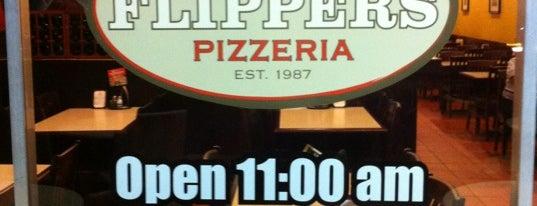 Flippers Pizzeria is one of HL Restaurants OK WORLD.