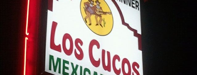 Los Cucos Mexican Cafe is one of Lugares favoritos de Jamarl.