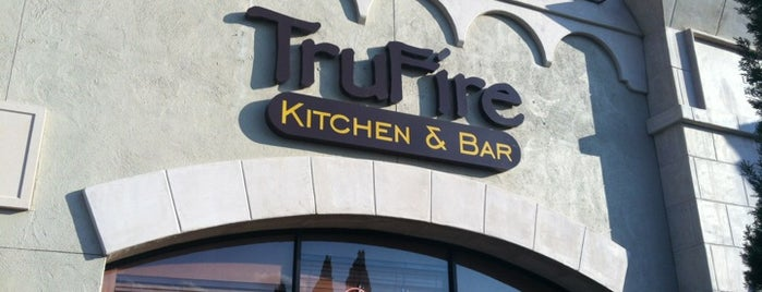 TruFire Kitchen & Bar is one of Lugares favoritos de Shelton.