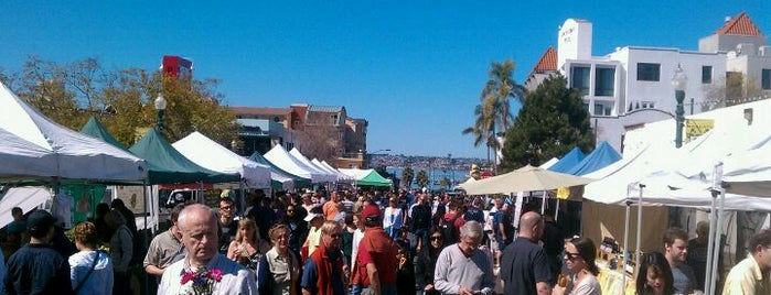 Little Italy Mercato is one of SD.