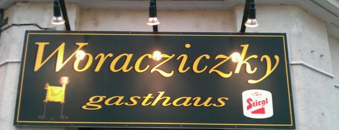 Woracziczky Gasthaus is one of Vienna.